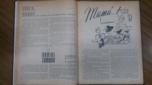 Fragmento de la Edición Nº7 de la Revista Gloria.