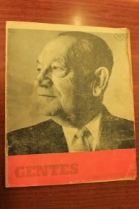 Publicación elegida número 5. Edición 84 de diciembre de 1964. Fotografía tomada por el grupo investigador.